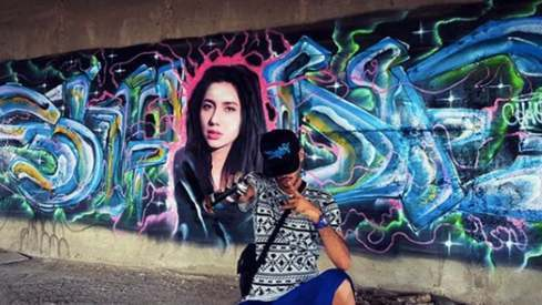 Meet the graffiti artist taking Karachi by storm