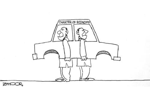 Cartoon: 26 June, 2019
