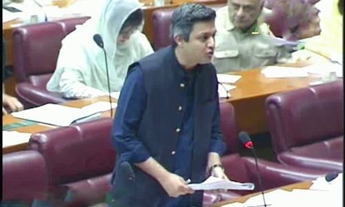 Budget 19-20: National Assembly approves demands for grants moved by Hammad Azhar