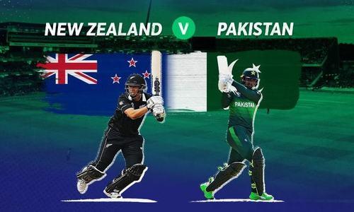 ورلڈکپ: نیوزی لینڈ کا پاکستان کے خلاف ٹاس جیت کر بیٹنگ فیصلہ