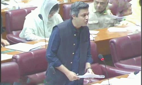 قومی اسمبلی میں حماد اظہر کے پیش کردہ مطالبات زر منظور