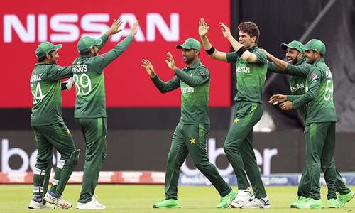 Shaheen destroys New Zealand top order in World Cup clash
