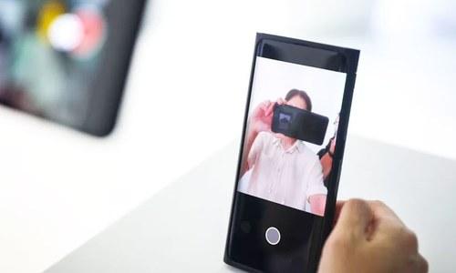 دنیا کا پہلا انڈر ڈسپلے کیمرا فون متعارف