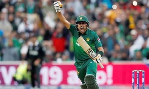 بابر کی سنچری، ناقابل شکست نیوزی لینڈ کو پاکستان کے ہاتھوں شکست