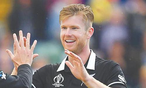 New Zealand can shrug off Pakistan World Cup defeat, says Neesham