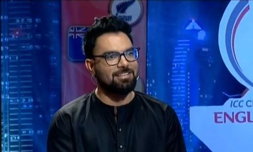 احسن خان کو ایوارڈ دیتے وقت بچوں کے جنسی استحصال پر کوئی جملہ نہیں کہا، یاسر
