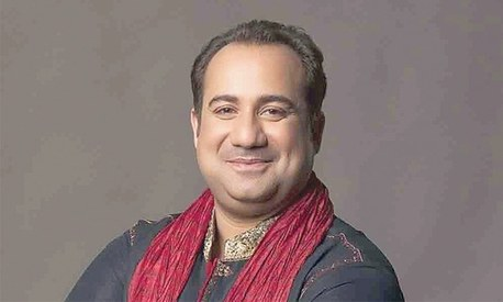 Rahat Fateh Ali Khan receives an honorary Oxford degree in music