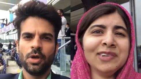 Adnan Malik fangirling over Malala caught Hollywood's attention