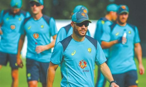 Bring on the  boo-boys, says Warner