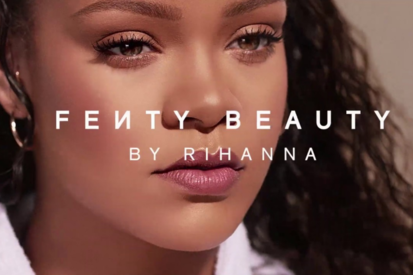 """""""Makeup is there for you to have fun with,"""" Rihanna says"""