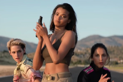 Charlie's Angels' trailer is out and these women are killing it - literally