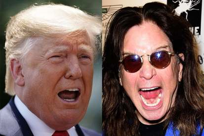 Ozzy Osbourne does not want President Trump using his music