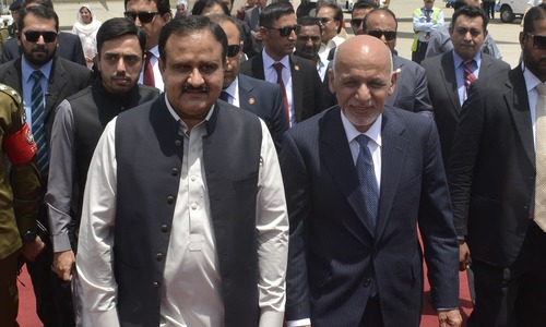 Pakistan, Afghanistan tied by bond of brotherhood: Ghani