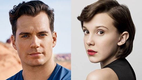 Henry Cavill cast as Sherlock Holmes in movie about the detective's sister