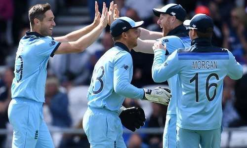 England deal India bruising 31-run defeat in must-win World Cup