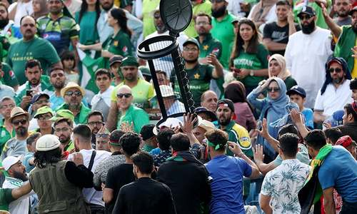 ICC to take action after fans clash at Headingley