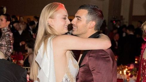 Joe Jonas and Sophie Turner have tied the knot...again
