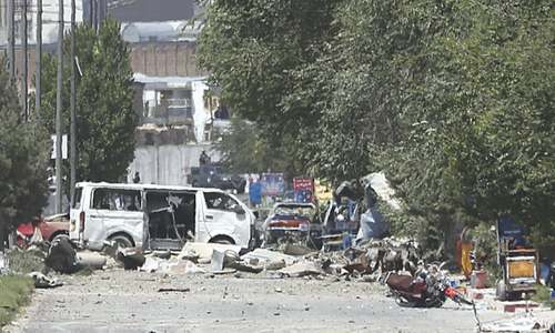 51 children among 100 injured in Kabul bomb attack