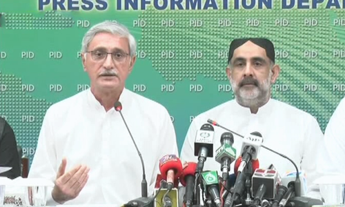 Money from rise in sugar prices is going to the govt, not me: PTI's Jahangir Tareen