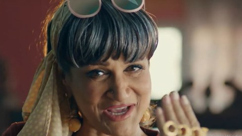 Bushra Ansari's new ad shows that dadis just want to have fun