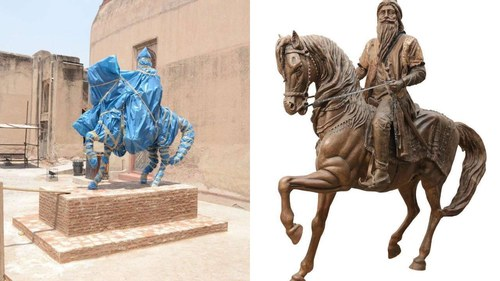 Is Ranjit Singh's statue in Lahore worth celebrating?