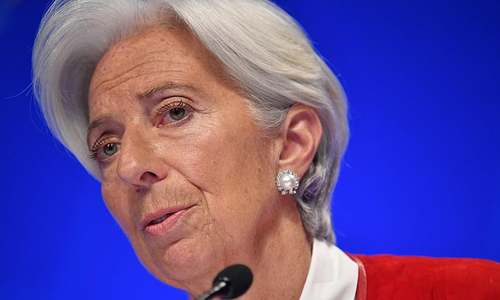 Christine Lagarde's ECB nomination thrusts IMF into early succession race