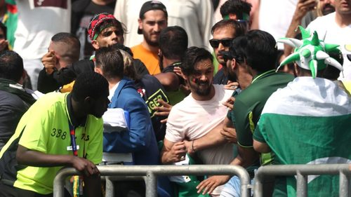 Police probe crowd trouble at Pakistan-Afghanistan game