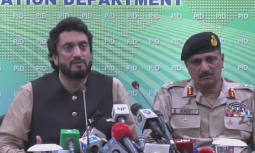 We have evidence against Rana Sanaullah: Shehryar Afridi