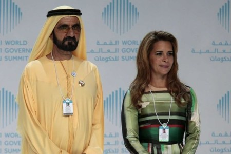 Dubai's ruler, estranged wife head for court clash in UK