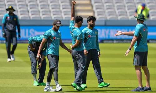 Coin flip could end Pakistan's chances at World Cup