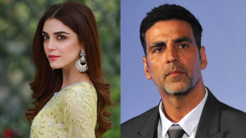 Maya Ali almost did a movie with Akshay Kumar