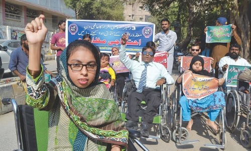 Persons with disabilities to get 100pc coverage under Sehat Insaf Card Scheme