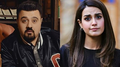 Ahmed Ali Butt and Iqra Aziz will be seen together for the first time in Jhooti