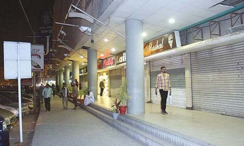 Karachi traders announce three-day strike