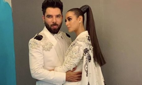 Yasir Hussain put a ring on Iqra Aziz