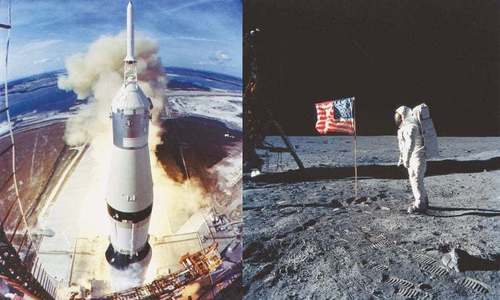 Small step, giant memories: Neil Armstrong's moonwalk remembered