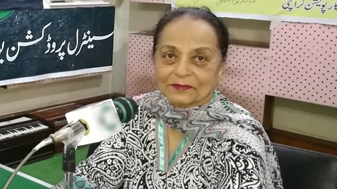 Veteran actor Zaheen Tahira passes away at 79