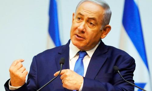 Netanyahu warns Israel's jets 'can reach' Iran
