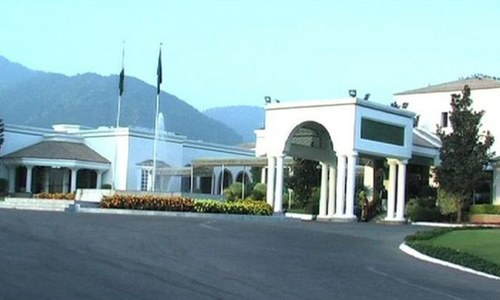 Govt changes master plan of Islamabad to set up university at PM House