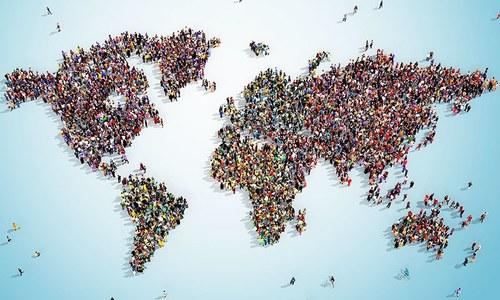 عالمی یوم آبادی: بڑھتی شرح پیدائش ہی انسان کے خاتمے کا سبب