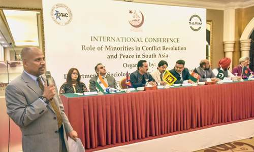 Rohingyas' plight highlighted at moot on minorities