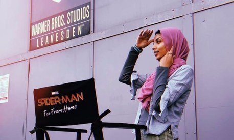 Meet the Pakistani playing Marvel's first on-screen hijabi character