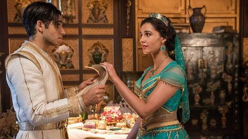 Princess Jasmine is the strong female lead we've been waiting for in Aladdin's reboot