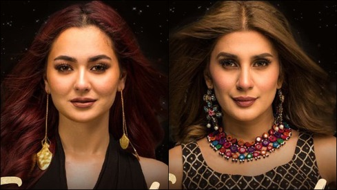 Hania Aamir and Kubra Khan will make a guest appearance among many in Superstar