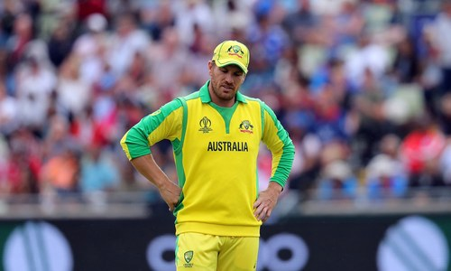 آسٹریلیا کا ورلڈ کپ سیمی فائنل میں ناقابل شکست رہنے کا ریکارڈ ٹوٹ گیا