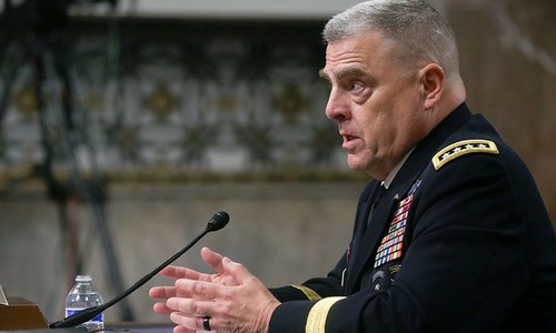 US general calls for maintaining military ties with Pakistan