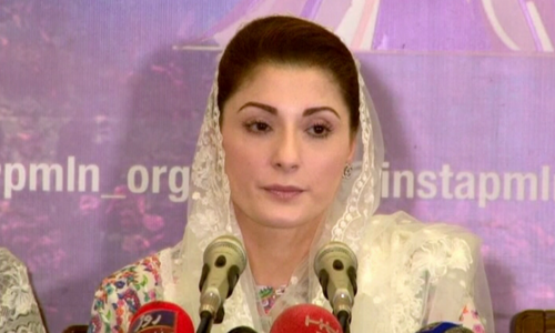 Maryam calls for Al-Azizia verdict to be declared void following judge Malik's removal
