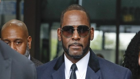 R. Kelly arrested again on federal sex crime charges