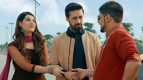 Ali Rahman Khan and Hareem Farooq are at it again in Heer Maan Ja trailer