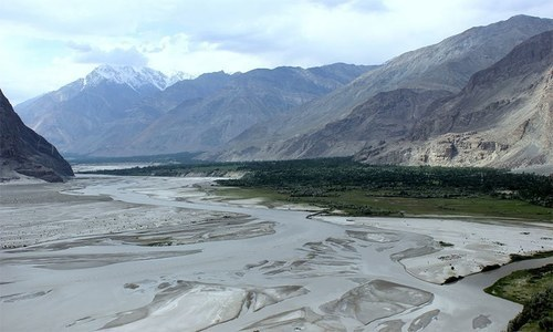 Restore Pakistan's rivers, handle floods, droughts and climate change